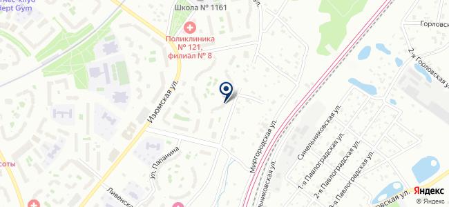 Домус на карте