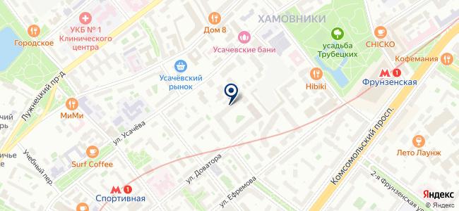 Техсвет, ООО на карте
