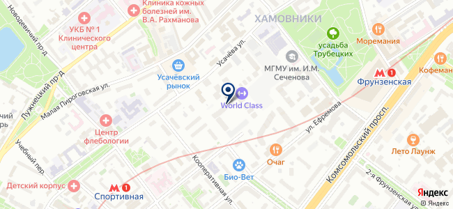 Эколь, ООО на карте