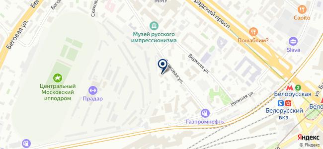 СтройИнжСервис на карте