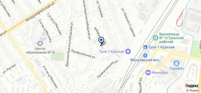 Интэко, ООО на карте