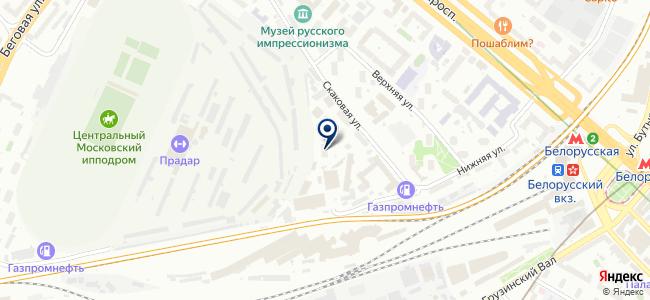 Н-электроКомпания на карте