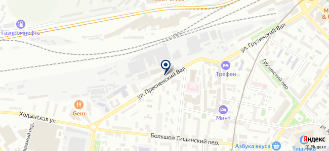 Московский электромашиностроительный завод памяти Революции 1905 года на карте