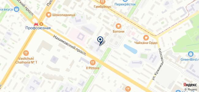Т.С.А. на карте