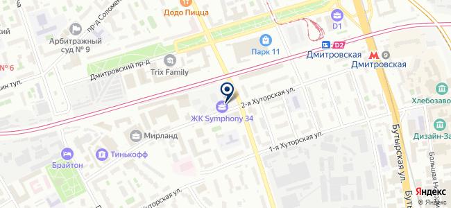 Электроинжпроект на карте