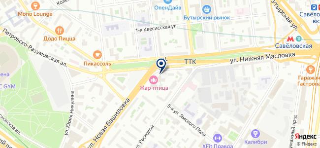 ЮЛИАН АВТО на карте