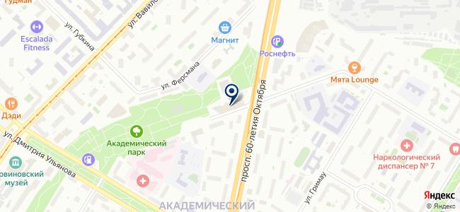 Оптоган, ЗАО на карте