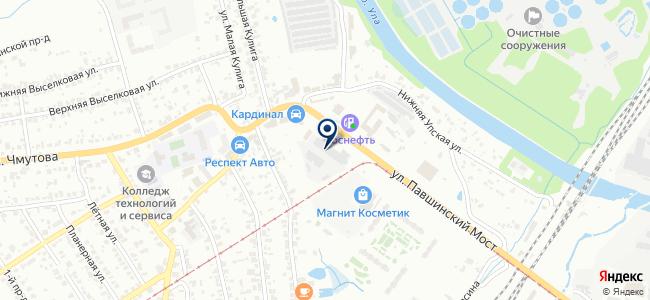 Эл-Пласт, ООО на карте