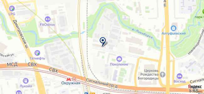 СКиТ-Линк, ООО на карте