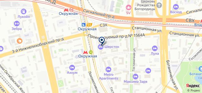 ТОРГОВЫЙ ДОМ ГУСИ ЭЛЕКТРИК, ООО на карте
