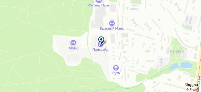 BlizkoBlizko.ru на карте