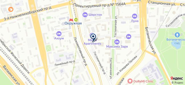 НТ-СЕРВИС на карте
