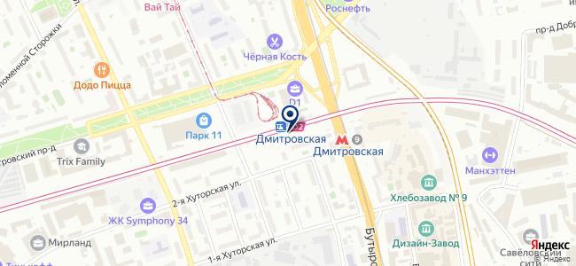 Магазин инструментов на Бутырской, 97 ст2а на карте