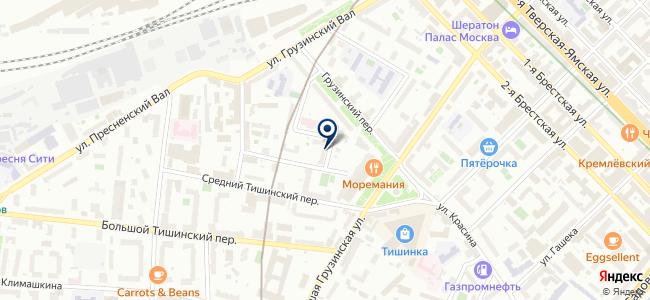 Астромагазин на карте