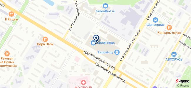 Arteva Home на карте