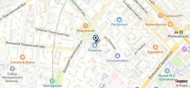 Богемия на карте