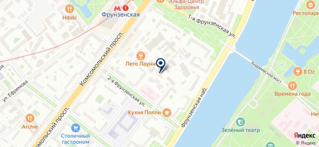 Элит-Электро на карте