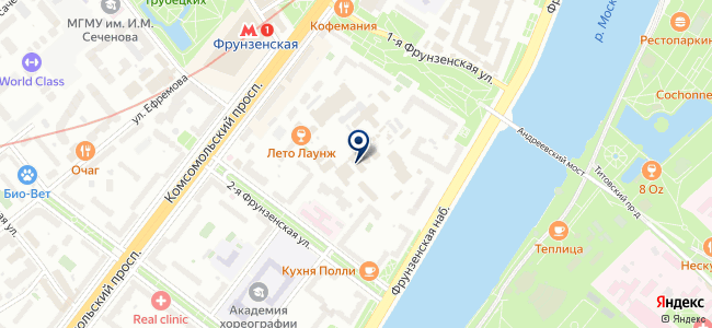 Стиль-Электро на карте