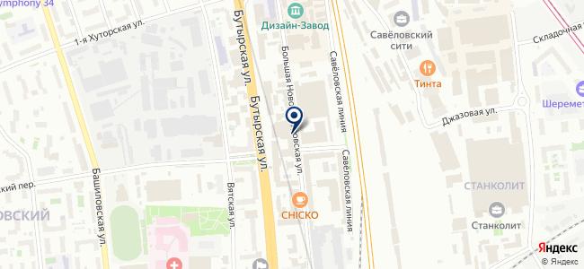 Артвилль на карте