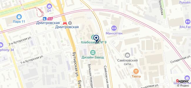 Замеритель на карте