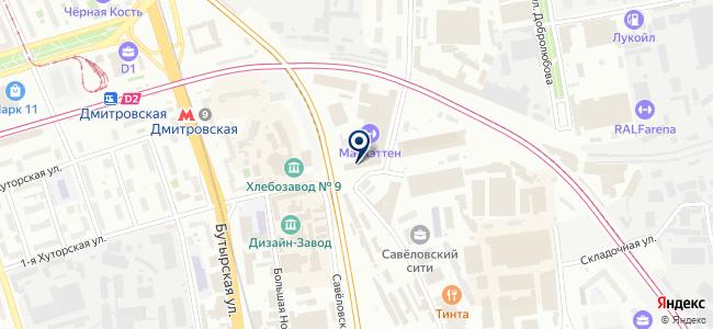 Horstek на карте