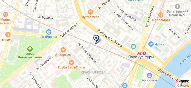 Бискотто на карте
