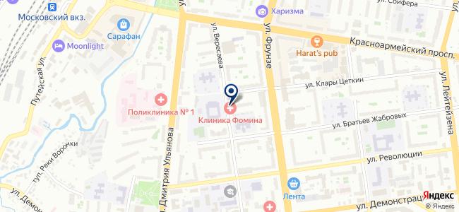 Индустрия Сервис, ЗАО на карте