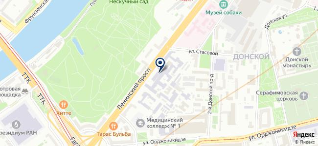 СокТрейд Ко, ООО на карте