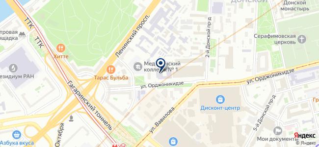 Теплосервис-ОВК на карте