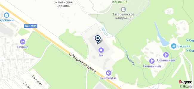 ELECTROFF на карте