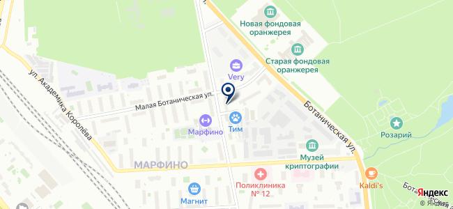 Роял Групп на карте