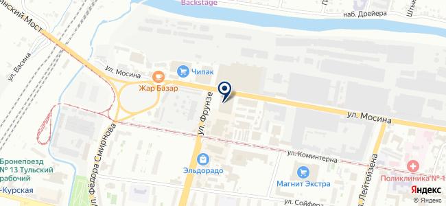 ЭлектроАрсенал на карте