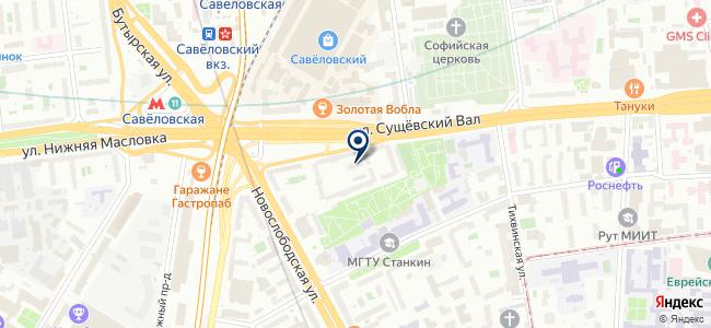 Электрокомпоненты на карте