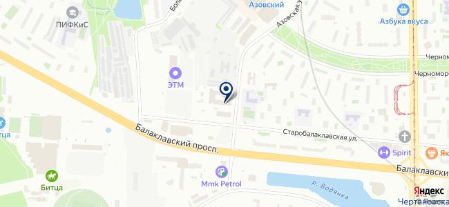 МагЭль на карте