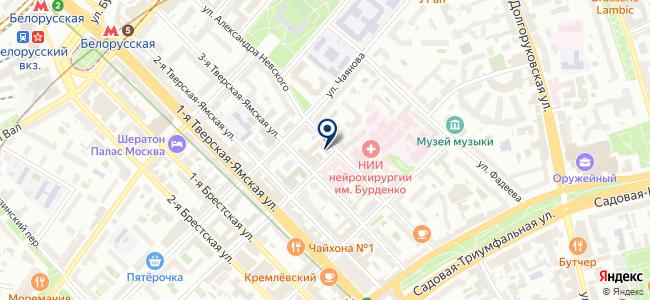 ЭЛКО ЭП Ру на карте