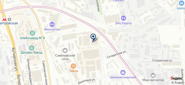 Компания БМТ-Сервис, ООО на карте