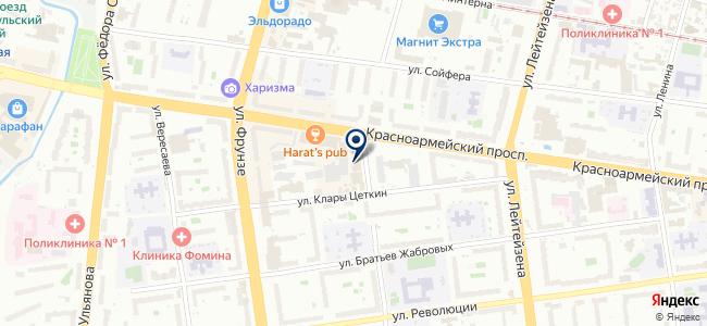 ГрафиКо на карте