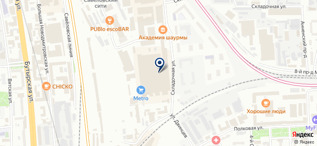 ОрисЛайн на карте
