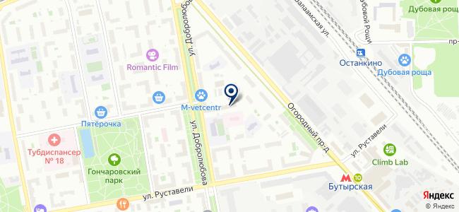 МЕТРОНИК, ООО на карте