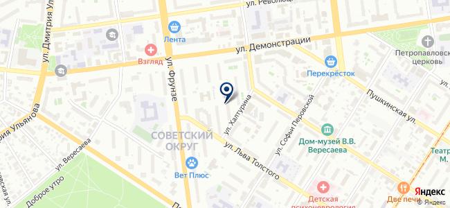 Электрика Тула, ООО на карте