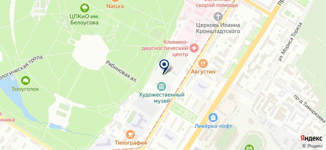 Спецстрой, ООО на карте