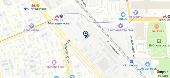 Альянс-Главстрой, ООО на карте