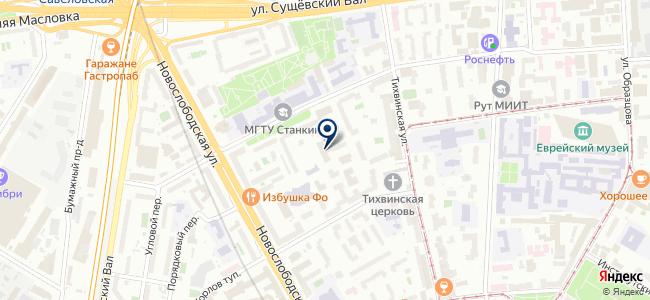 Gk-light на карте