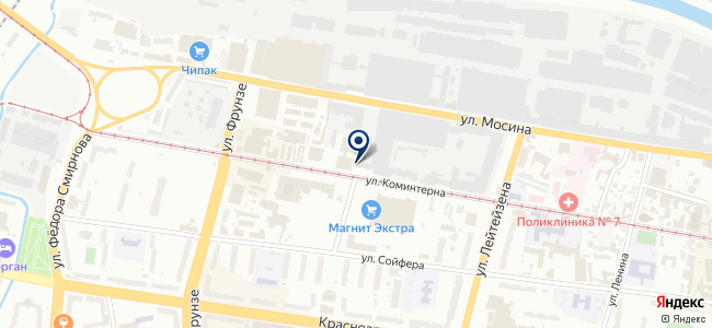 Сервис-Техника-Оборудование, ООО на карте