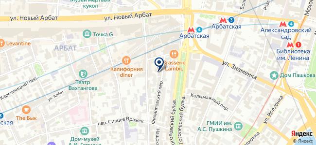 Центр энергоэффективности ИНТЕР РАО ЕЭС, ООО на карте