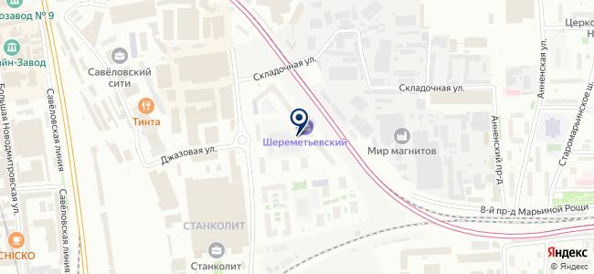 ВентЭлектро, ООО на карте