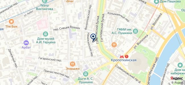 Powerbank.ru на карте
