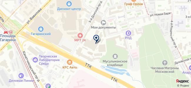 Евровольт, ЗАО на карте