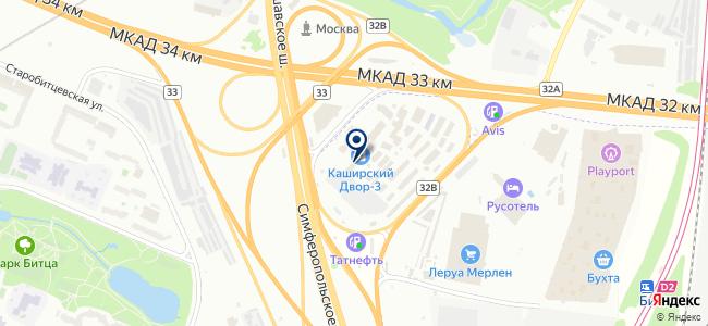 Кабель & Свет на карте