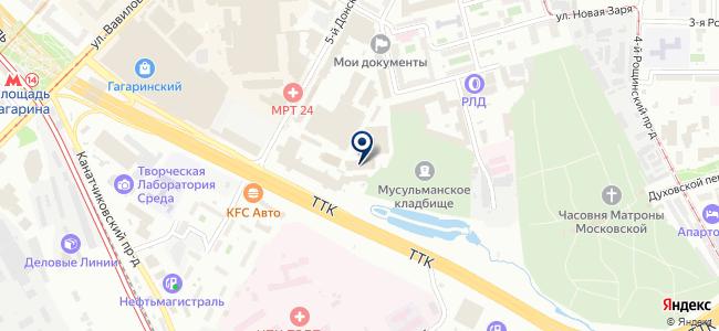 ЦЕНТРЭНЕРГОСТРОЙ, ООО на карте